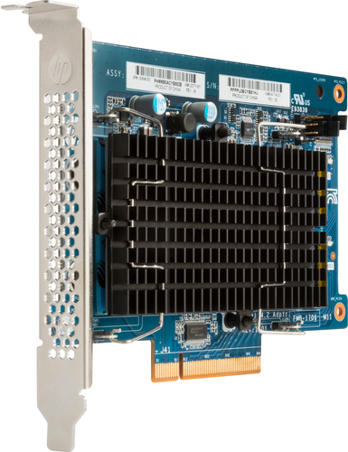 HP Z Turbo Drive Dual Pro 1TB SSD (PCIE 8x dual NVME karta + 1x m.2 SSD)