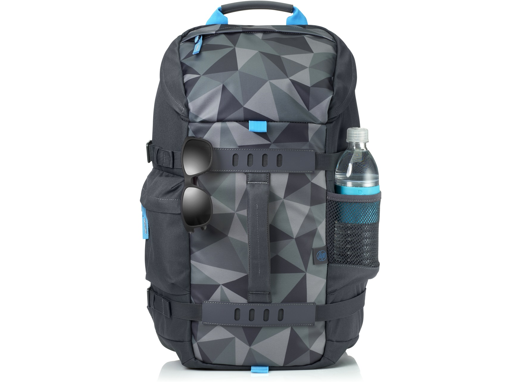HP 15.6. Odyssey Sport Backpack Facets Grey