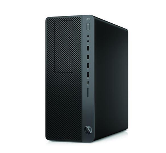 HP Z1G5 TWR i5-9500 1x8GB 2666, 256GB m.2 NVME, GeForce RTX2060/6GB, bez DVDRW, FreeDOS