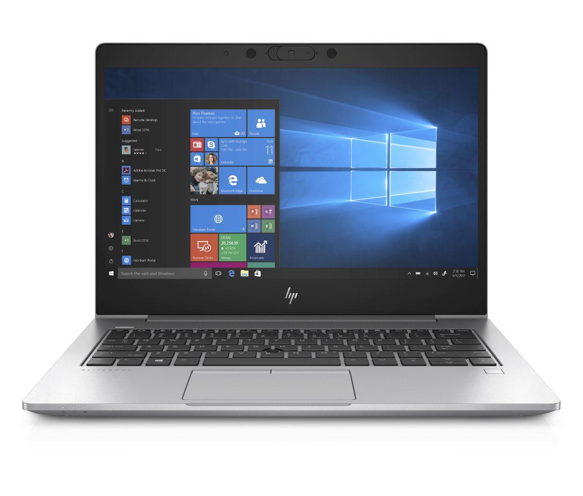 HP EliteBook 830 G6 i7-8565U 13.3 FHD UWVA 400 IR, 8GB, 256GB, ax, BT, FpS, backlit kbd, Win10Pro
