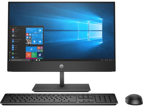 HP ProOne 600G5 AiO 21.5 T i5-9500, 8GB, 256GB M.2, WiFi a/b/g/n/ac + BT,kl. a myš, SD MCR, DVDRW,DP+HDMI, Win10Pro