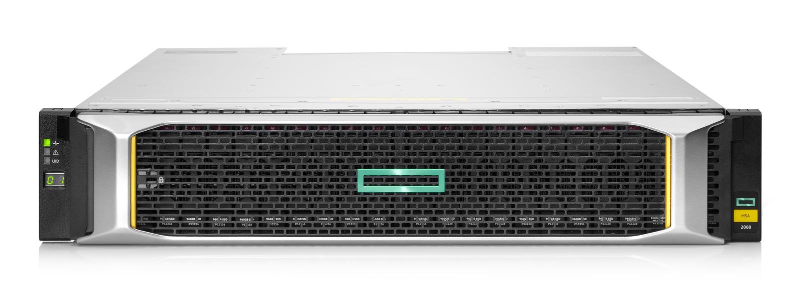HPE MSA 2060 16Gb FC SFF Strg