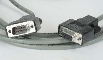 Toshiba RS-232 9M/9F cable (FC4932) 4m