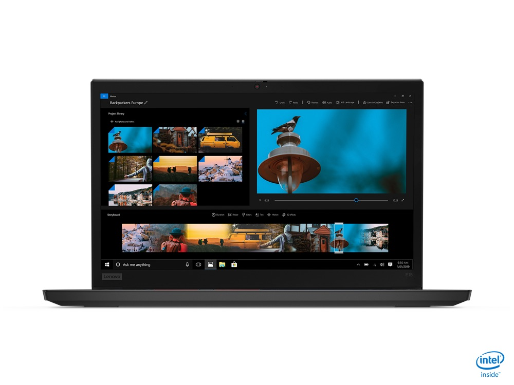 Lenovo ThinkPad E15 i3-10110U/8GB/256GB SSD/integrated/15,6