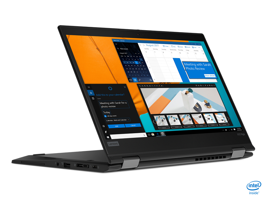 Lenovo TP X13 Yoga 13.3F/i5-10210U/8GB/512/LTE/F/W10P