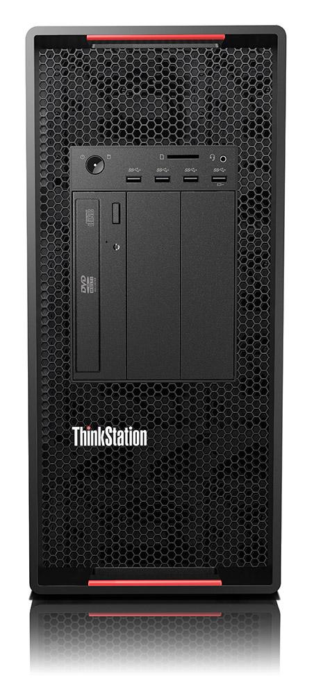 Lenovo TS P920 TWR/2x Xeon6136/192GB/512/P6000/DVD/W10P