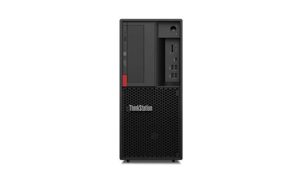 Lenovo ThinkStation TS P330 TWR/i7-9700/2x8G/512/DVD/W10P + Sleva 50€ na bundle s monitorem!