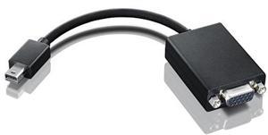 Lenovo Mini-DisplayPort to VGA Monitor Cable