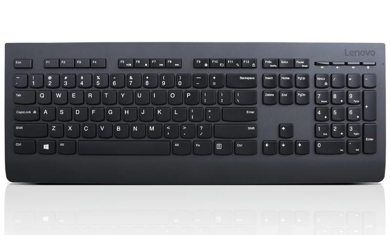 LENOVO klávesnice bezdrátová Professional Wireless