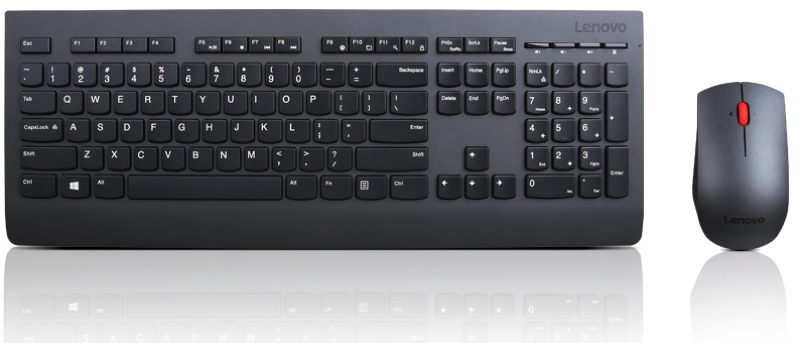Lenovo KB MICE_BO Essential Wired Combo