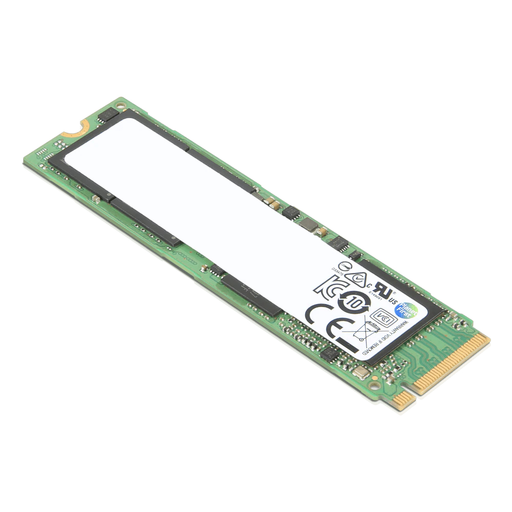 ThinkPad 512GB SSD OPAL2 PCIe 3x4 TLC M.2 2280