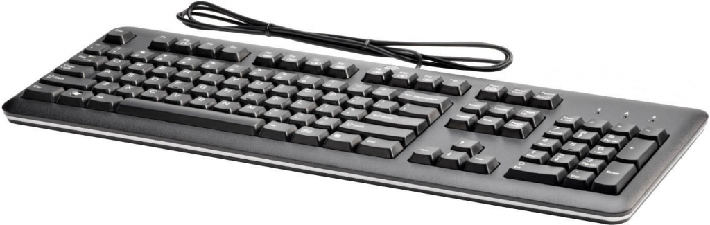 HP USB Keyboard ENG