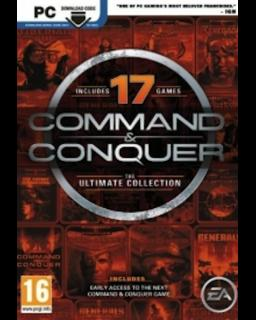 ESD Command and Conquer The Ultimate Collection