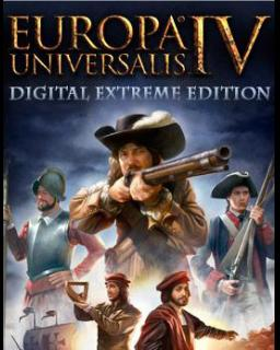 ESD Europa Universalis IV Digital Extreme Edition