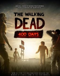 ESD The Walking Dead 400 Days