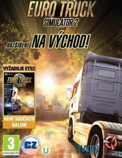 ESD Euro Truck Simulátor 2 Na východ!