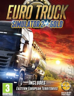 ESD Euro Truck Simulátor 2 GOLD
