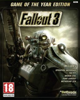 ESD Fallout 3 Game of the Year Edition