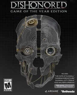ESD Dishonored Game of the Year Edition