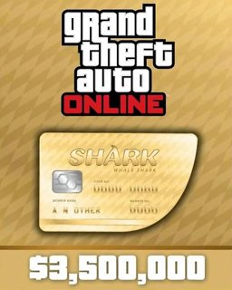 ESD Grand Theft Auto V Online Whale Shark Cash Car