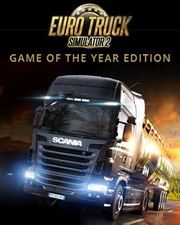 ESD Euro Truck Simulátor 2 Game Of The Year Editio