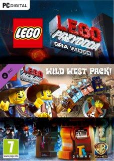 ESD LEGO Movie Videogame Wild West Pack