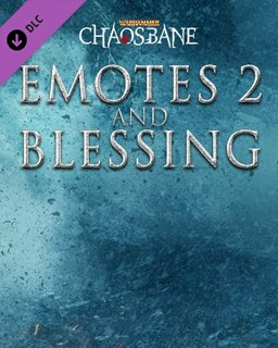 ESD Warhammer Chaosbane Emotes 2 and Blessing