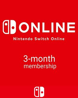 ESD 90 dní Switch Online Membership Individual
