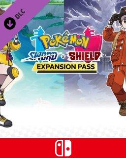 ESD Pokémon Shield/Pokémon Sword Expansion Pass