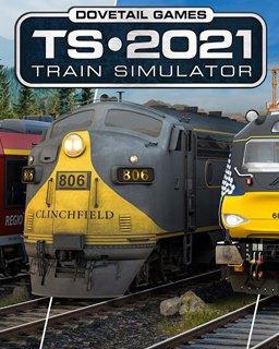 ESD Train Simulator 2021