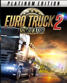 ESD Euro Truck Simulátor 2 Platinum Edition