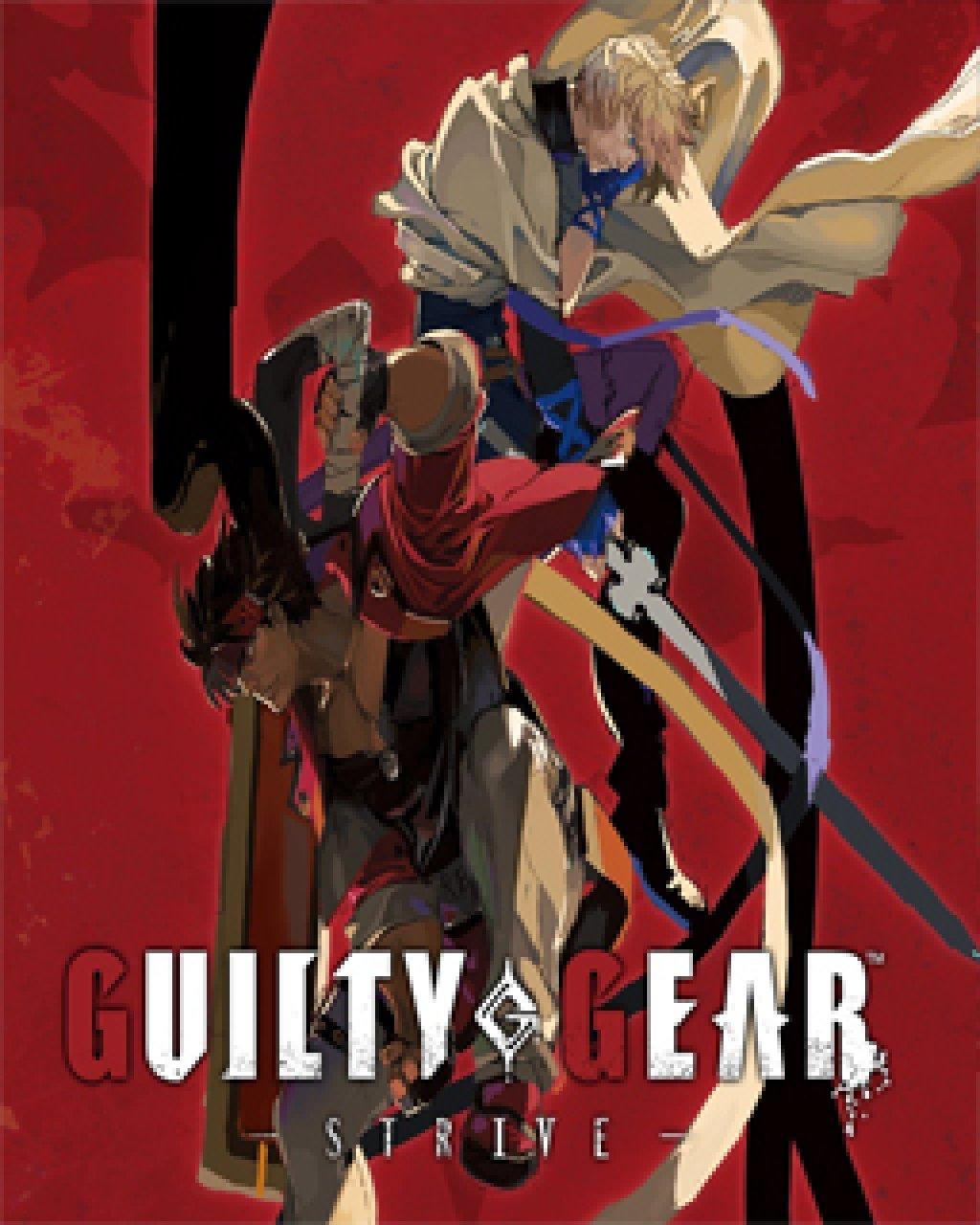 ESD Guilty Gear Strive