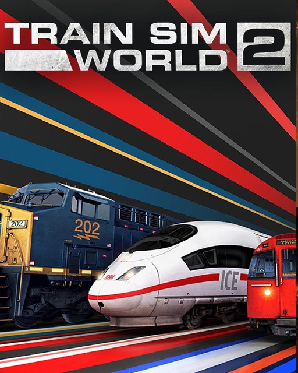ESD Train Sim World 2