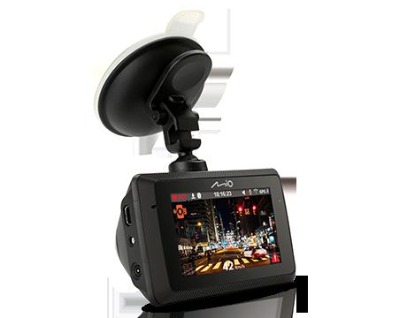 MIO Kamera do auta MiVue 788 GPS,WiFi, LCD 2.7