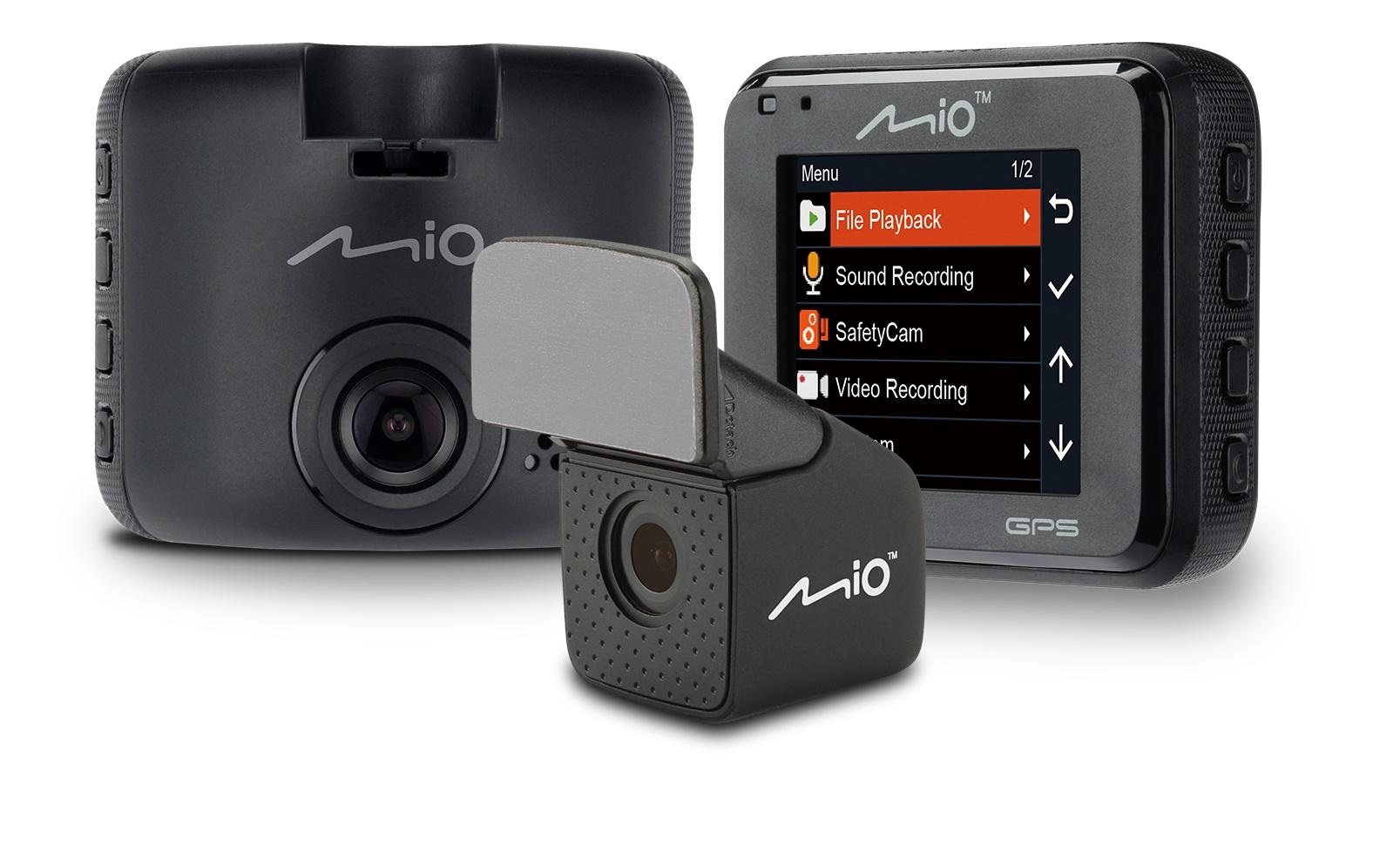 Kamera do auta MIO MiVue C380Dual, 2