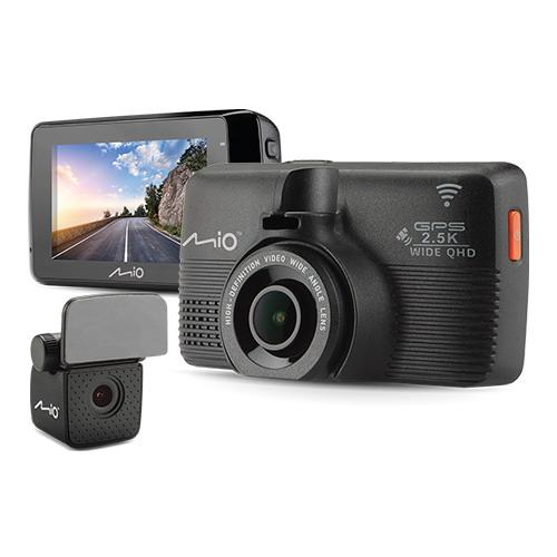Kamera do auta MIO MiVue 798 WiFi 2.5K QHD DUAL, 2,7