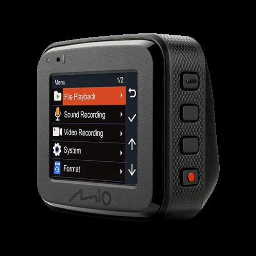 Kamera do auta MIO MiVue C540, LCD 2