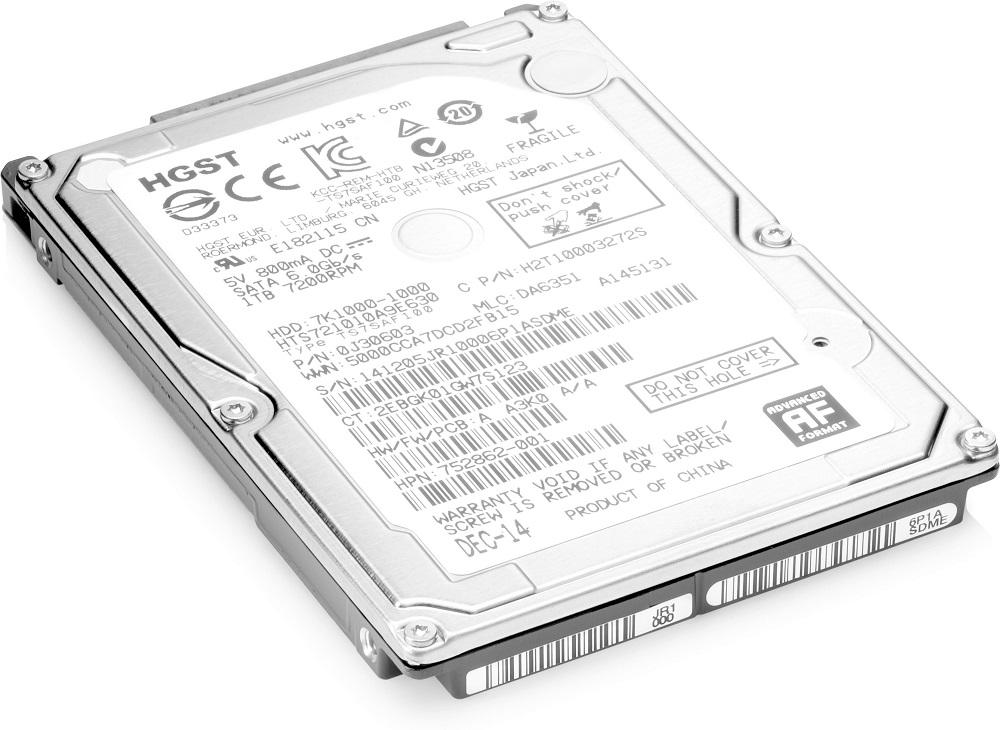 HP SSD 2TB SATA 2.5