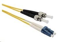 Solarix Patch kabel 9/125 LCupc/STupc SM OS 3m duplex SXPC-LC/ST-UPC-OS-3M-D
