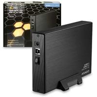 BAZAR - AXAGON EE35-XA3, USB3.0 - SATA, 3.5