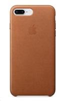 APPLE iPhone 8 Plus/7 Plus Leather Case - Saddle Brown