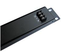 POE injektor panel pasivní - 24 portů, stíněný