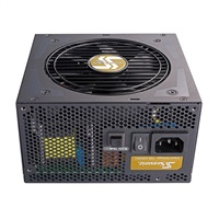 SEASONIC zdroj 650W Focus GX-650 (SSR-650FX), 80+ GOLD