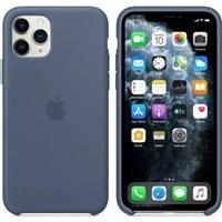 iPhone 11 Pro Max Silicone Case - Alaskan Blue