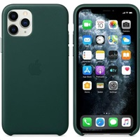 iPhone 11 Pro Max Leather Case - Forest Green