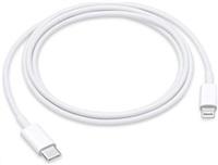 APPLE Lightning na USB-C kabel (1 m, bulk balení)