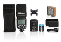 Hahnel Blesk Hahnel Modus 600RT MK II Wireless Kit Nikon