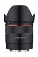 Samyang AF 35mm f/1.8 Sony FE