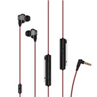 Baseus Immersive Virtual 3D herní sluchátka Černá/Červená