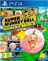 PS4 hra Super Monkey Ball Banana Mania Launch edition
